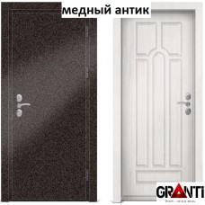 Входная металлическая Дверь МДФ - м 3 в коттедж
