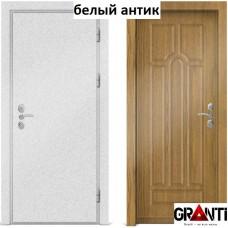 Входная металлическая Дверь МДФ - м 3.1 в квартиру