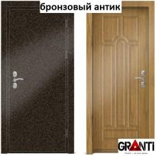 Входная металлическая дверь с повышенным уровнем утепления У 3.1