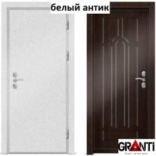 Входная металлическая Дверь МДФ - м 3.2 для загородного дома