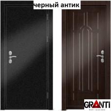Входная металлическая дверь с повышенным уровнем утепления У 3.2