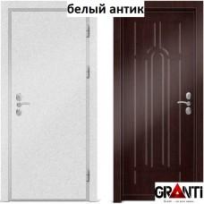 Входная металлическая Дверь МДФ - м 3.3 в коттедж