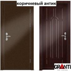Входная металлическая дверь с повышенным уровнем утепления У 3.3