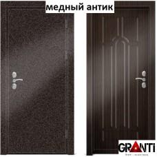 Входная металлическая дверь с повышенным уровнем утепления У 3.5