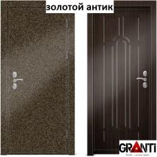 Входная металлическая Дверь МДФ - м 3.4 в квартиру