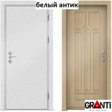 Входная металлическая Дверь МДФ - м 3.5 для загородного дома