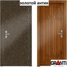 Входная металлическая Дверь МДФ - м 3.7 в квартиру