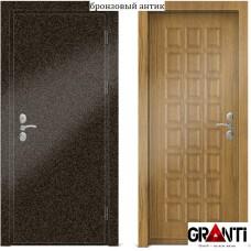 Входная металлическая Дверь МДФ - м 30.1 в коттедж