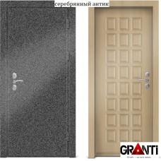 Входная металлическая Дверь МДФ - м 30.5 в квартиру