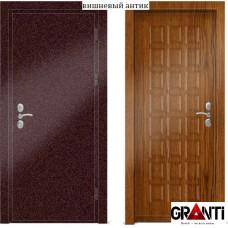 Входная металлическая дверь с повышенным уровнем утепления У 30.7