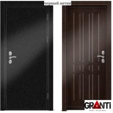 Входная металлическая дверь с антивандальным покрытием А 34.2