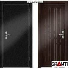 Входная металлическая дверь с антивандальным покрытием А 35.2