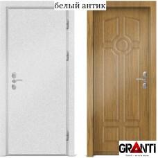 Входная металлическая Дверь МДФ - м 4.1 в коттедж
