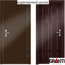 Входная металлическая взломостойкая дверь - ВЗ 4.3
