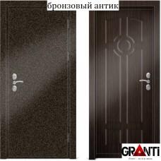 Входная металлическая Дверь МДФ - м 4.4 в коттедж