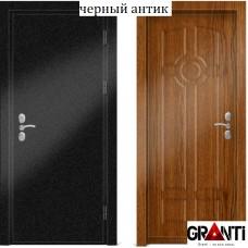 Входная металлическая Дверь МДФ - м 4.7 в коттедж