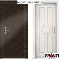 Входная металлическая взломостойкая дверь - ВЗ 5.1