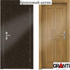 Входная металлическая Дверь МДФ - м 5.2 в коттедж