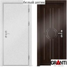 Входная металлическая Дверь МДФ - м 5.3 для загородного дома