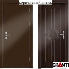 Входная металлическая взломостойкая дверь - ВЗ 5.3