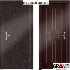 Входная металлическая взломостойкая дверь - ВЗ 5.4