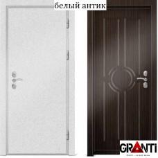 Входная металлическая Дверь МДФ - м 5.5 в коттедж