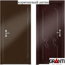 Входная металлическая дверь усиленная - УС 6.3