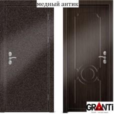 Входная металлическая дверь усиленная - УС 6.4