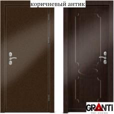 """Входная металлическая дверь с шумоизоляцией - Ш 7.2 - """"Гранти-Групп"""""""