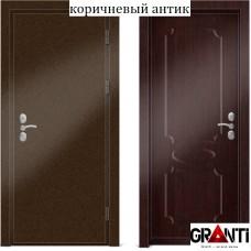 Входная металлическая дверь с повышенным уровнем утепления У 7.3