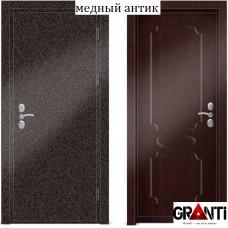 """Входная металлическая дверь с шумоизоляцией - Ш 7.3 - """"Гранти-Групп"""""""