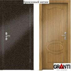 Входная металлическая дверь с повышенным уровнем утепления У 8.1