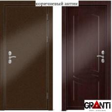 Входная металлическая взломостойкая дверь - ВЗ 9.3