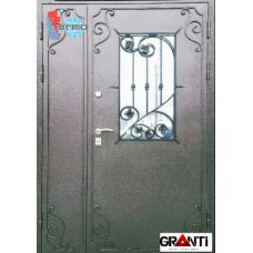Дверь с порошковым напылением и терморазрывом №11