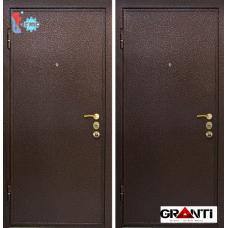 Дверь с порошковым напылением и терморазрывом №2