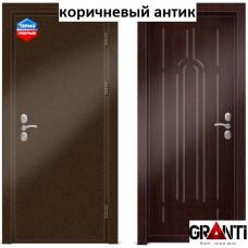 Дверь с терморазрывом - т 3.3