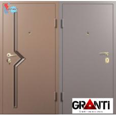 Дверь с порошковым напылением и терморазрывом №5