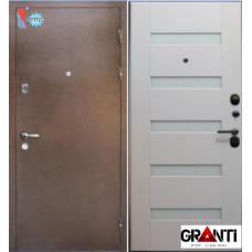Дверь с порошковым напылением и терморазрывом №6