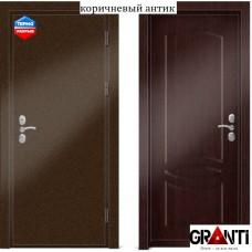 Дверь с терморазрывом №436